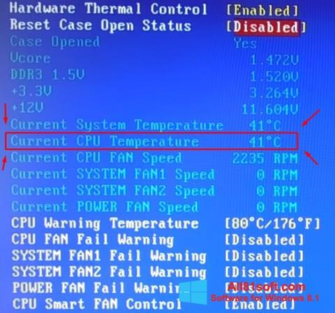 スクリーンショット Boostek-9x Windows 8.1版